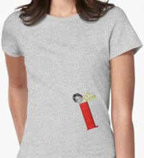 Pez Head Women's Fitted T-Shirt