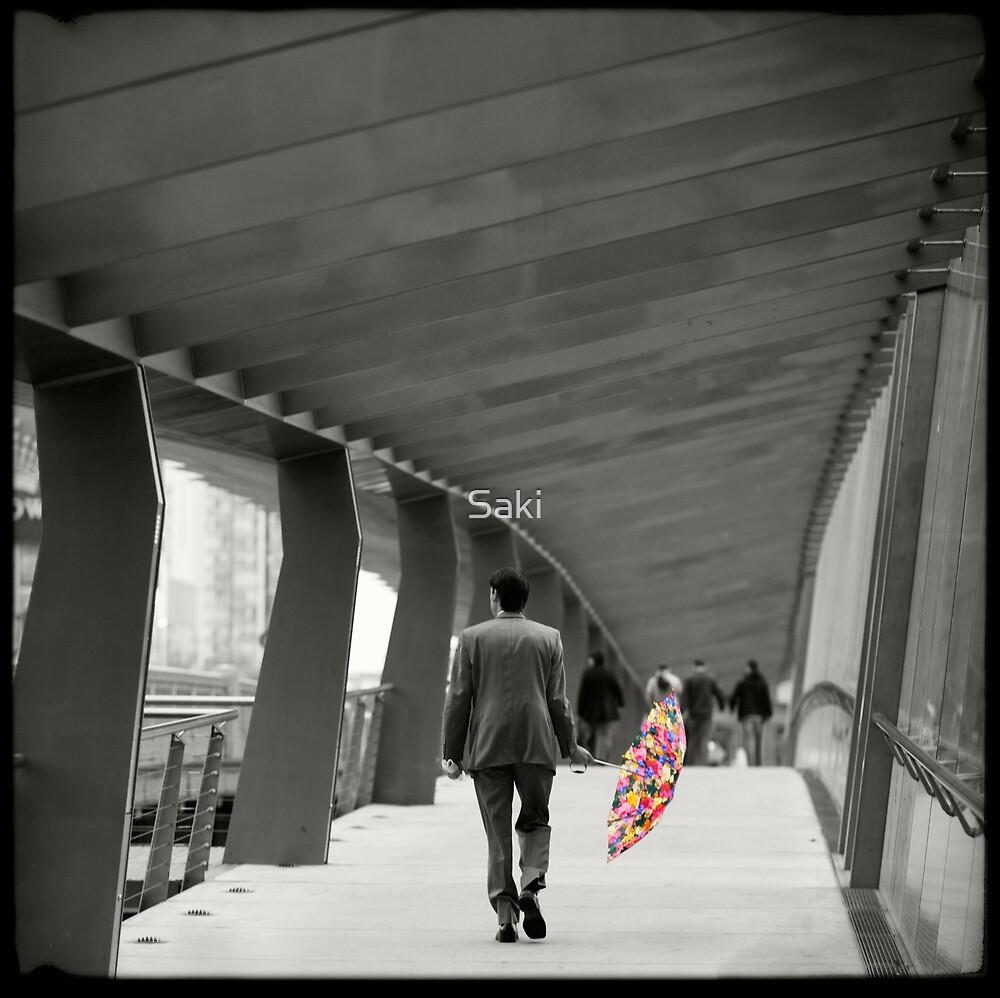 Technicolour Man. by Saki