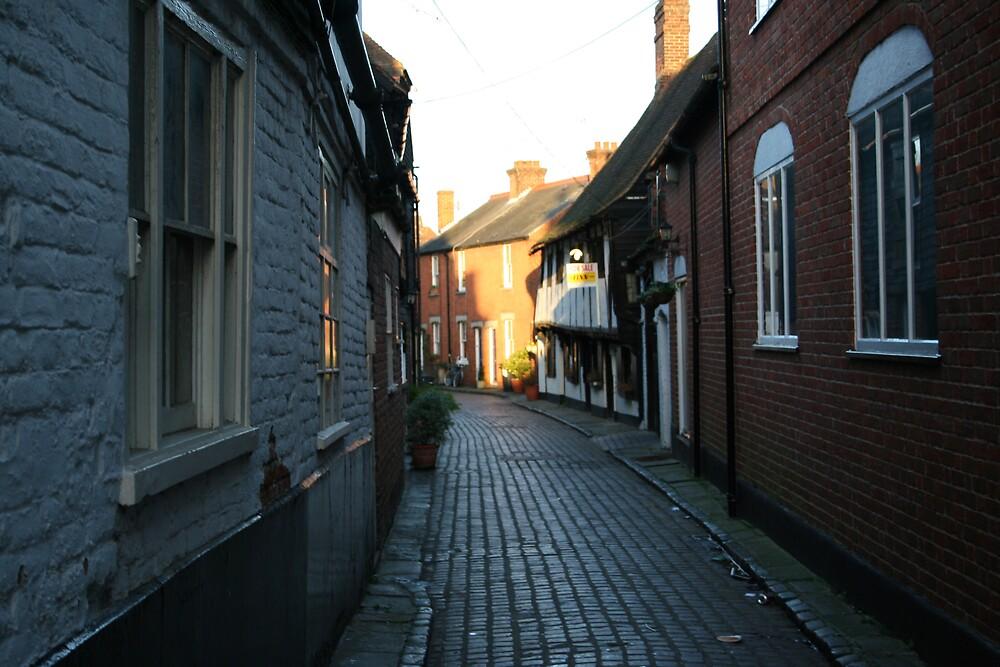Canterbury Street by jscott40