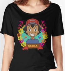 Welcome to Alola Women's Relaxed Fit T-Shirt