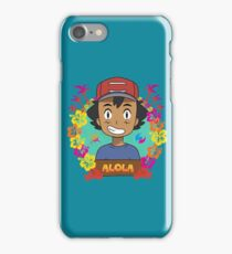 Welcome to Alola iPhone Case/Skin