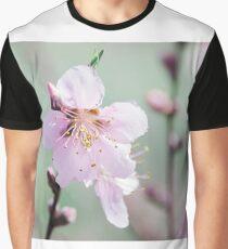 Peach Blossoms 5 Graphic T-Shirt