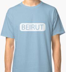 BEIRUT Classic T-Shirt