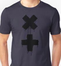 black white garrix T-Shirt