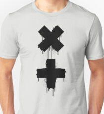 black white garrix Unisex T-Shirt