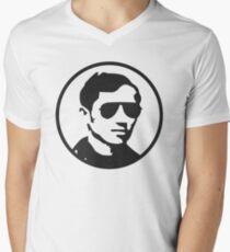 Jose Rial Mens V-Neck T-Shirt