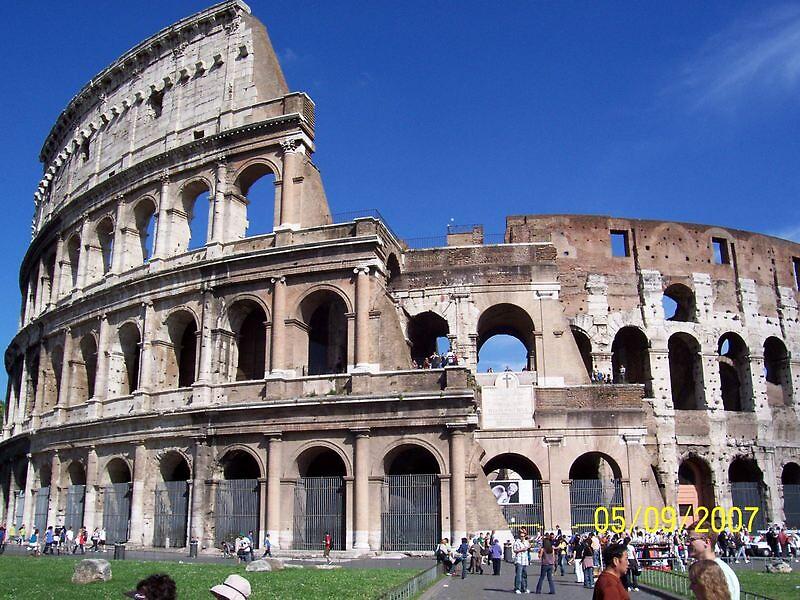 Colosseum by jscott40