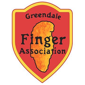 Greendale Finger Association by celerywoulise