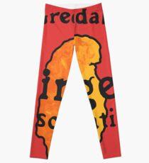 Greendale Finger Association Leggings