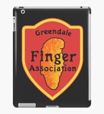 Greendale Finger Association iPad Case/Skin