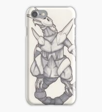 Mighty Aggron iPhone Case/Skin