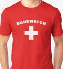 Babewatch lifeguard Unisex T-Shirt