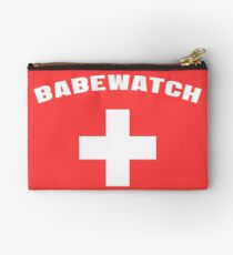 Babewatch lifeguard Studio Pouch