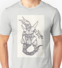 Mighty Aggron Unisex T-Shirt