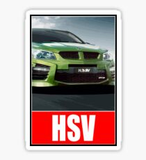 HSV Sticker
