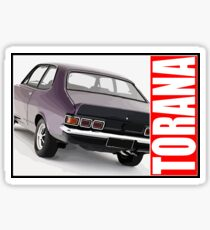 Torana Sticker