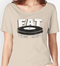 Fat Wreck Chords Women's Relaxed Fit T-Shirt