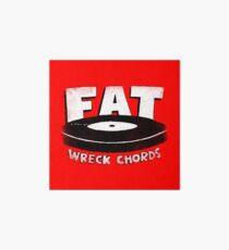 Fat Wreck Chords Art Board