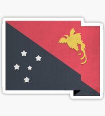 Papua New Guinea Sticker