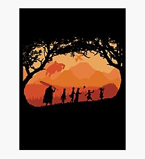 The Fellowship of the Berserk Photographic Print