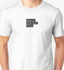 Keep Calm And Drink Kaapi Unisex T-Shirt