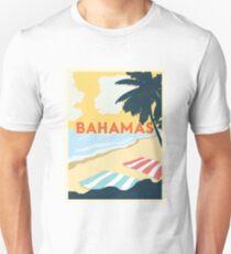 Bahamas Vintage Travel T-Shirt
