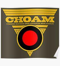 Dune CHOAM Poster