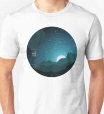 Celestial Space Patterns T-Shirt