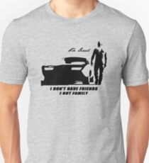 fast and furious Unisex T-Shirt