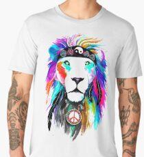 King Lion Men's Premium T-Shirt