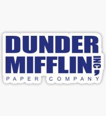 Dunder Mifflin Sticker