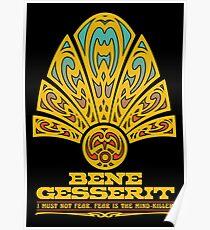 Dune BENE GESSERIT Poster