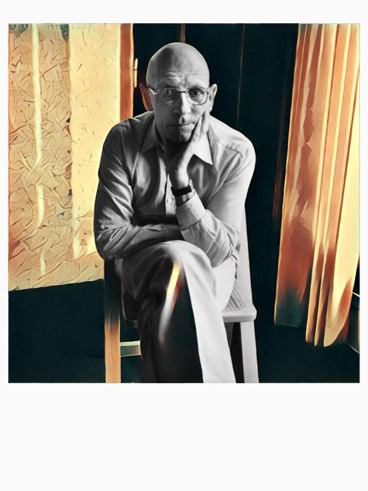 Foucault - stylized by jaxxmc