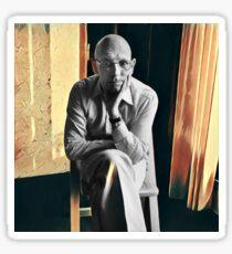 Foucault - stylized Sticker