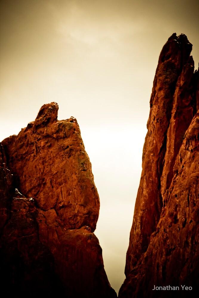 Twin Peaks by Jonathan Yeo