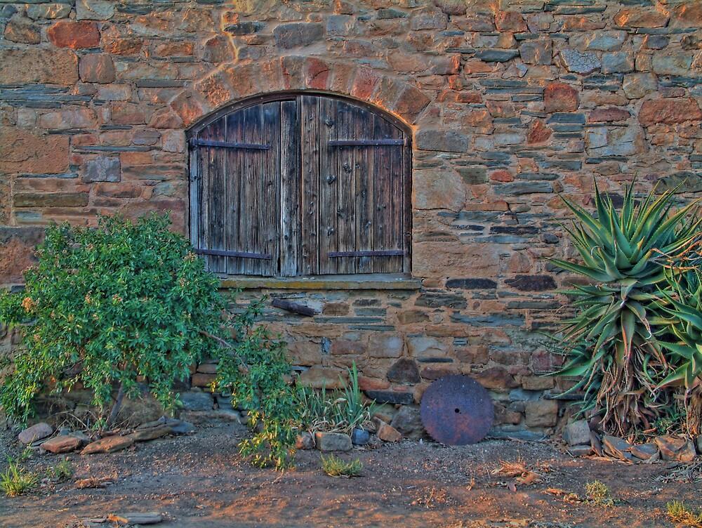 Stonework by Rod Wilkinson