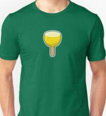 Zitrone am Stiel   Lemon Lollipop T-Shirt