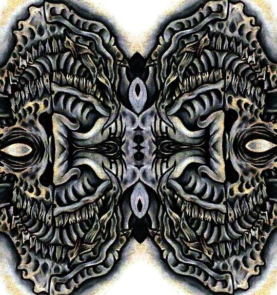 skull by rob1984