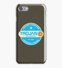 Trojan Asteroid Mining iPhone Case/Skin
