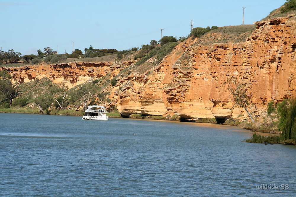 On the Murray River by wildrider58