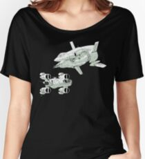 fly strikes Women's Relaxed Fit T-Shirt