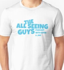 The All Seeing Guys Podcast T-Shirt