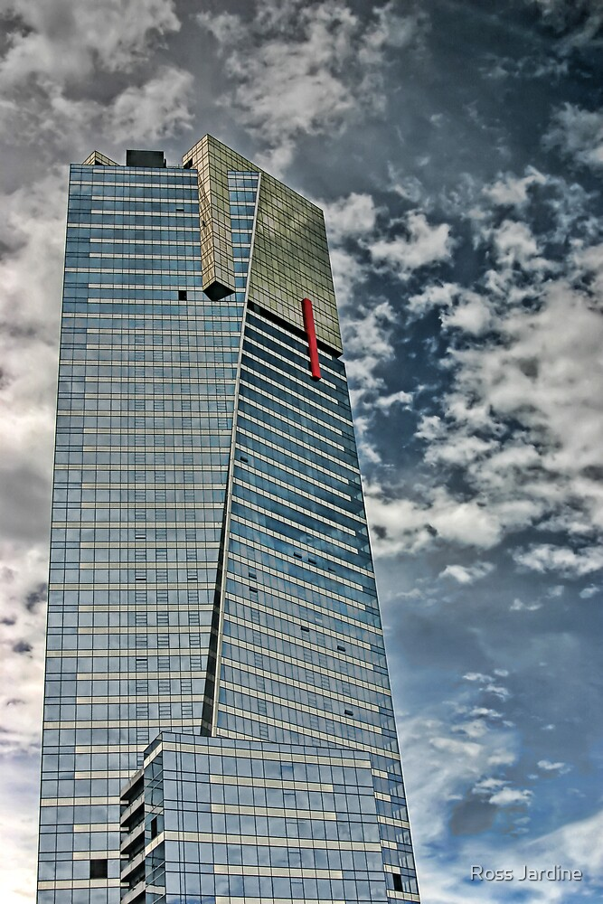 Eureka Tower  by Ross Jardine