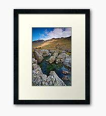 Kail Pot Framed Print