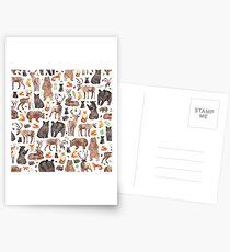 Woodland Animals Greeting Card