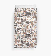 Woodland Animals Duvet Cover