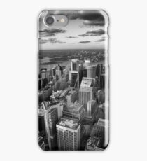 Sydney Skyline, Australia iPhone Case/Skin