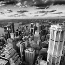 Sydney Skyline, Australia by LisaRoberts