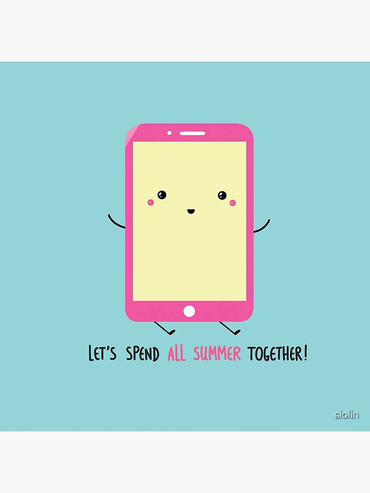 let's spend all summer together by siolin