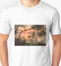 Orange Sun Unisex T-Shirt